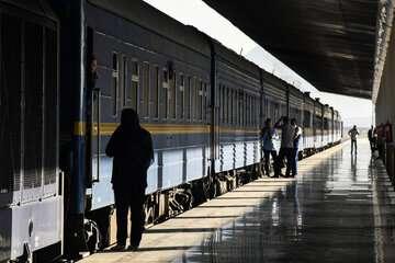 قطار تهران- زاهدان با رفع نقص فنی به سیر خود ادامه داد