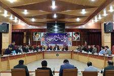 صد و ششمین جلسه کمیسیون برنامه و بودجه شورای شهر اهواز برگزار شد