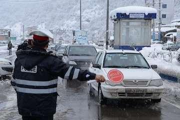 بارش ۱۵ تا ۳۰ سانتیمتر برف در سه استان/ در ترددهای جادهای احتیاط کنید