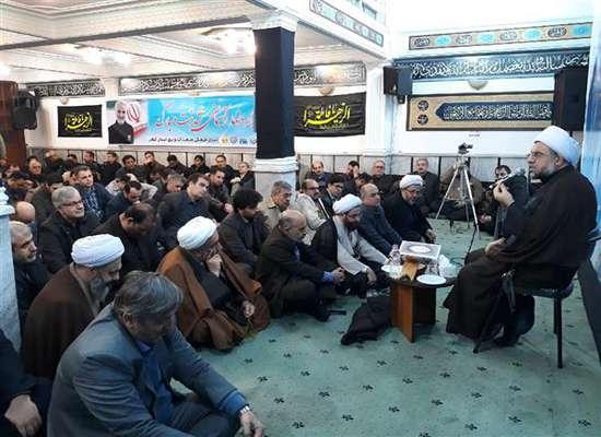 مراسم بزرگداشت سردار شهید سپهبد حاج قاسم سلیمانی
