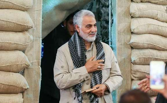 """نامگذاری یک بلوار به نام """"سردار سلیمانی"""" در خوانسار"""
