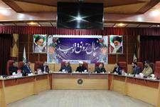 هفتاد و نهمین کمیسیون فرهنگی ،اجتماعی،امور ورزش و جوانان شورای شهر اهواز برگزار شد