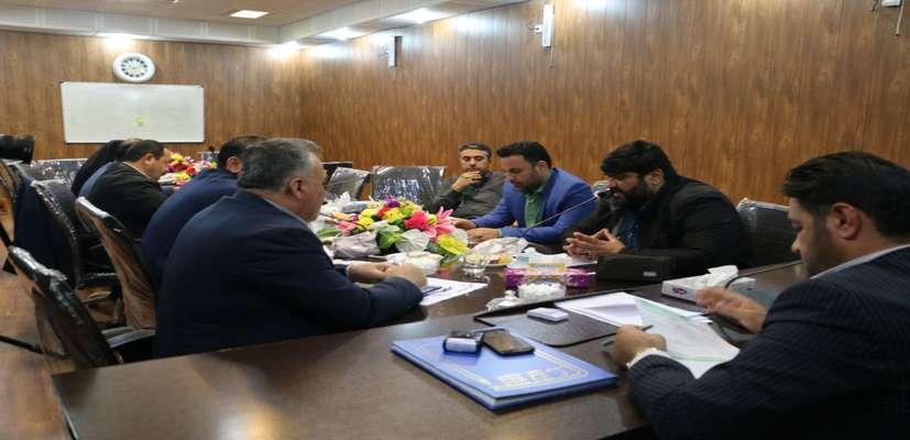 جلسه شورای اسلامی شهر مسجدسلیمان در خصوص احداث کارخانه پسماند و نیروگاه بیوگاز برگزار شد