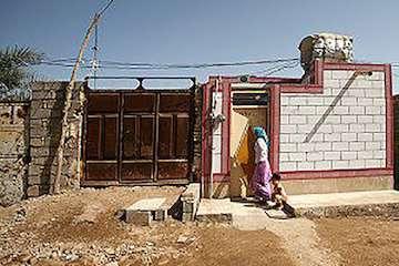 مقاومسازی ۶ هزار واحد مسکن روستایی در شهرستان پلدختر