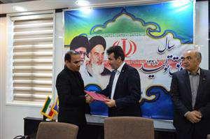 انتصاب مدیر دفتر خدمات مشترکین وصول درآمد برق منطقه ای خوزستان