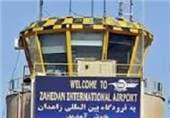 فرودگاههای سیستان و بلوچستان عملیاتی هستند