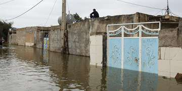 آسیب سیل به ۲۴۰۰ واحدمسکونی در ۶ شهرستان استان سیستان و بلوچستان