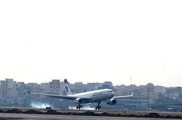 افزایش ۸ درصدی عملکرد حمل و نقل هوایی در آذر ماه/ مهرآباد در صدر فهرست بیشترین پروازها