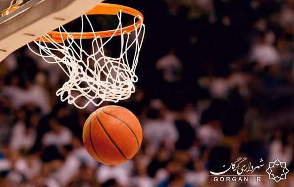 تداوم صدرنشینی مقتدرانه بسکتبال شهرداری گرگان