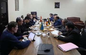 تشکیل جلسه سه جانبه ایران- اوکراین- کانادا برای بررسی سانحه پرواز ۷۵۲