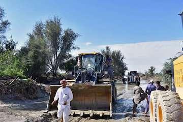 ۷۱۶ روستا گرفتار سیلاب/ آسیب به ۱۶۲۵۰ واحد مسکونی/ تداوم امدادرسانی به سیلزدگان