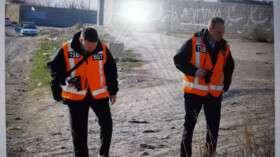 نمایندگان کانادا از محل سقوط هواپیمای اوکراینی بازدید کردند
