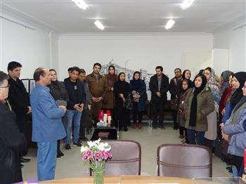 خانه گفتمان معماری در سازمان نظام مهندسی ساختمان خراسان شمالی افتتاح شد