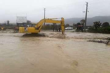 ۴۰۰ راه روستایی مسدود شده در سیلاب سیستان و بلوچستان بازگشایی شد