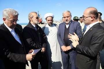 بندر چابهار؛ دریچه ارتباطی ایران با اقیانوس هند/ فعالتر شدن ترانزیت شمال به جنوب با اتصال چابهار به شبکه ریلی