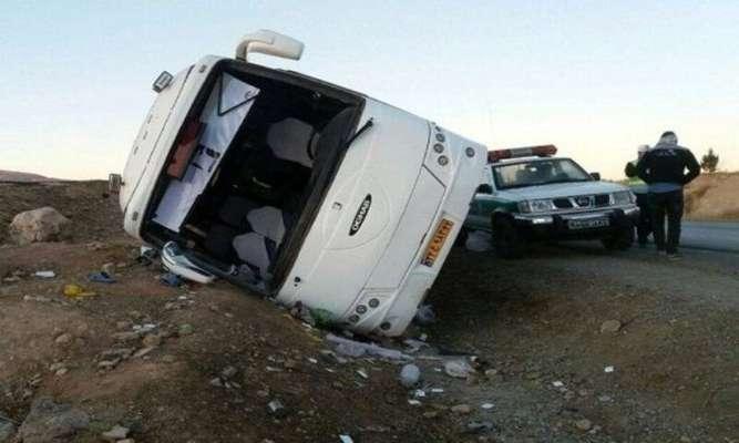 احکام حقوقی متخلفان در تصادفهای اتوبوسی اخیر صادر شد