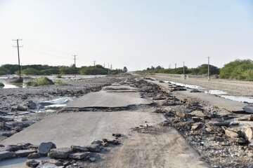بازگشایی ۳۰۰ راه روستایی در سیستان و بلوچستان پس از فروکش سیلاب