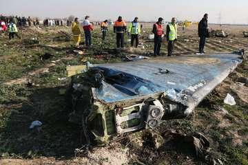 احتمال نفوذ در سانحه سقوط هواپیمای اوکراینی در حال بررسی است