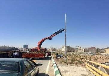 بهره برداری از دومین پل در نیمه اول سال ۹۹/ احداث اتوبان ولایت یک پروژه بزرگ و سخت است