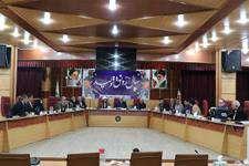 سی و یکمین جلسه کمیسیون تحقیق،نظارت و بازرسی شورای شهر اهواز برگزار شد