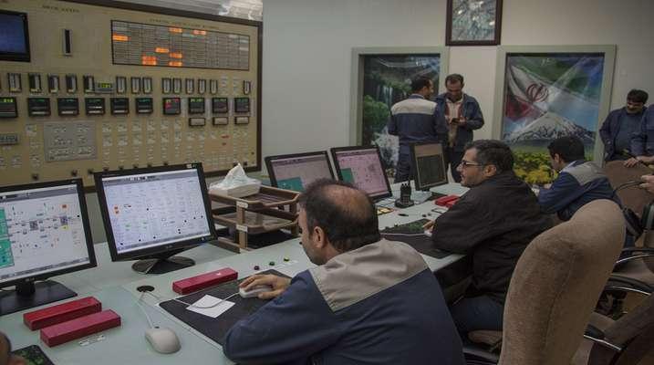 پایان تعمیرات اساسی واحد شماره چهار نیروگاه حرارتی شازند