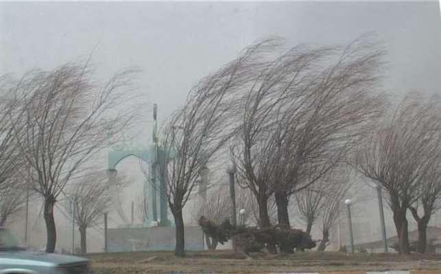 پیشبینی وزش باد شدید در جنوب سیستان و بلوچستان / آسمان پایتخت بارانی میشود