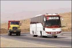 افزایش ظرفیت ناوگان حمل و نقل جادهای مسافری/ ارتقای ایمنی و خدمات الزامی شد
