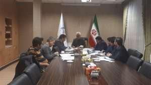 جلسه تعرفه عوارض محلی با حضور اعضای شورای شهر و شهردار و جلفا برگزار شد