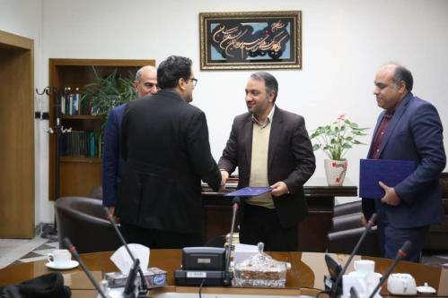 معارفه سرپرست جدید مراکز پزشکی شهرداری مشهد