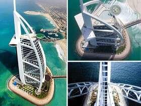 عجیبترین تکنولوژیها در برجهای دبی