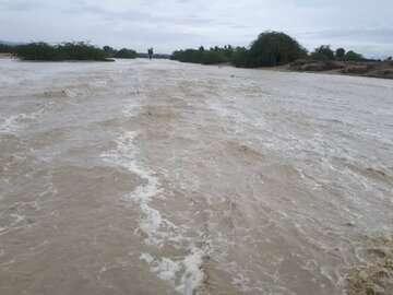 احتمال سیلابی شدن رودخانههای کارون و دز
