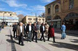 احیای بافت تاریخی، گردشگری شهر شیراز را رونق می بخشد