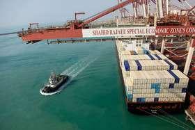خسارتی به بنادر جنوبی وارد نشده/صادرات و واردات برقرار است