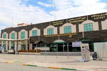 دید افقی در فرودگاه ارومیه به ۶۰۰ متر کاهش یافت