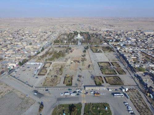 بهره برداری از پروژه بهسازی جاده حسن آباد در دهه فجر