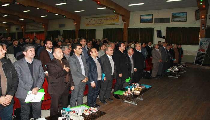 مجمع عمومی عادی سالانه نوبت دوم سازمان نظام مهندسی ساختمان استان اصفهان