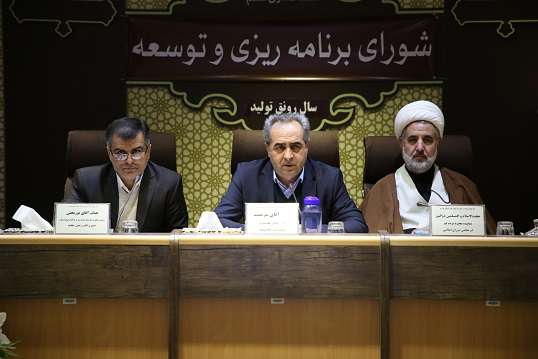 استاندار قم : نوسازی بافت فرسوده از اولویت های بنیاد مسکن انقلاب اسلامی است