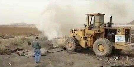 تخریب کوره های غیرمجازی که نفس پایتخت را نشانه گرفته بودند