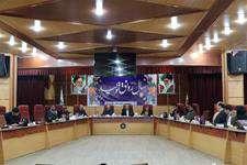 هشتادمین  جلسه کمیسیون حقوقی و املاک شورای شهر اهواز برگزار شد