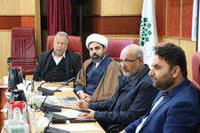 هفتاد و یکمین جلسه کمیسیون عمران،شهرسازی و معماری شورای شهر برگزار شد