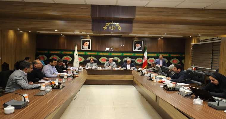 شانزدهمین جلسه کمیسیون تلفیق شورا شنبه 28 دیماه با حضور رئیس و اعضای شورا