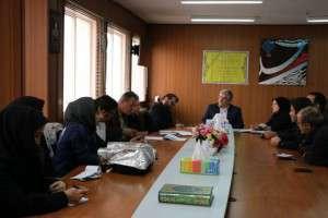 برگزاری دومین جلسه برنامه ریزی جهت حضور در نمایشگاه بین المللی تهران