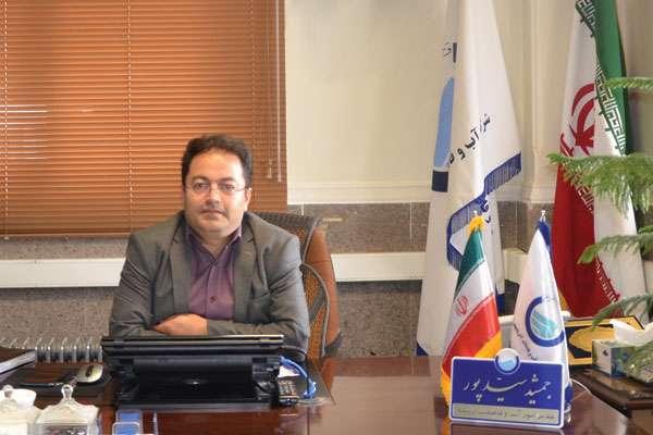 تقدير و تشكر اداره كتابخانه هاي عمومي شهرستان اروميه از مدير امور آب و فاضلاب اروميه