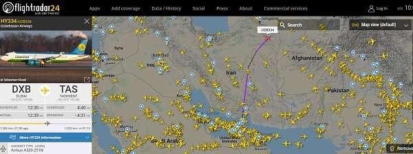 جوسازی علیه آسمان ایران بینتیجه ماند/ کدام ایرلاینهای خارجی مجددا به آسمان ایران بازگشتند؟