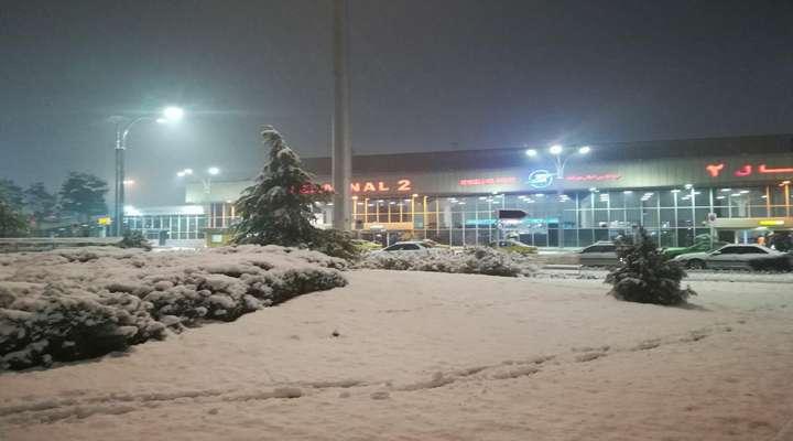 از سرگیری پروازها در فرودگاه مهرآباد