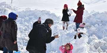 هفته برفی در کشور/بارش مجدد برف در پایتخت از چهارشنبه
