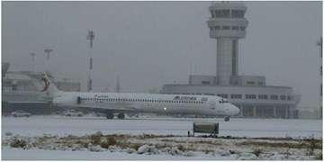 کاهش دید افقی در فرودگاه مهرآباد/ پروازهای فرودگاه امام انجام میشود