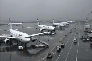 اعلام آمادگی سرمایه گذاران برای برقراری پروازهای خارجی و داخلی/ شروع  برنامهریزی برای احداث ترمینال جدید فرودگاه آبادان