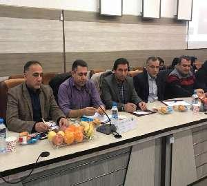 برگزاری نشست منطقه ای كارگروه  مديريت جامع كيفيت م...