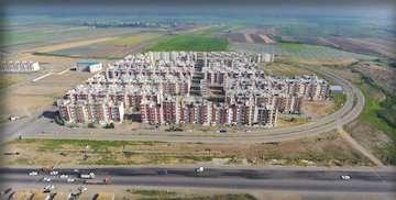 جانمایی بیش از ۱۶۱۰۰۰ واحد مسکونی طرح اقدام ملی مسکن در شهرهای جدید/ آغاز عملیات اجرایی ۶۲۰۰۰ واحد